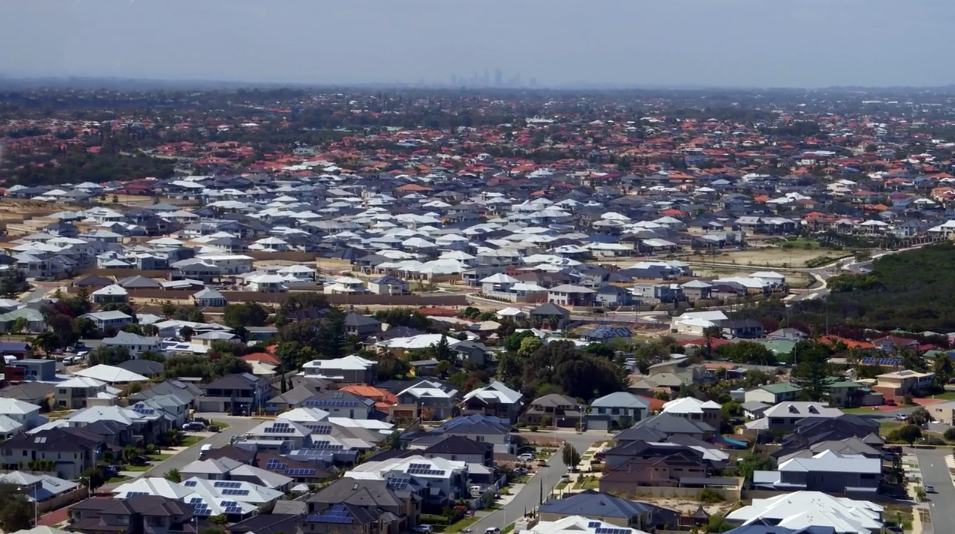 north Perth suburbs Australia